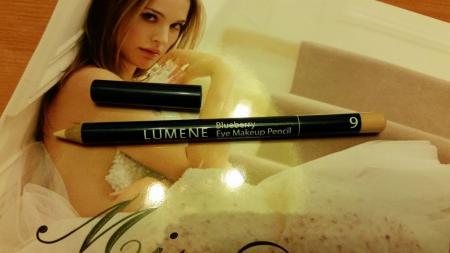 Карандаш для глаз Blueberry Eye Makeup Pencil (оттенок № 9) от Lumene