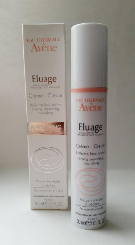 Восстанавливающий крем от морщин Eluage от Avene