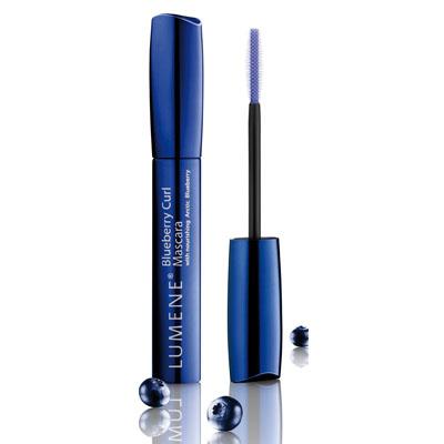 Тушь для ресниц Blueberry Curl Mascara от Lumene