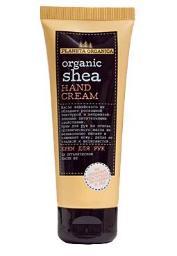 Крем для рук Organic Shea от Planeta Organica