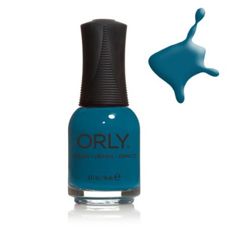 Лак для ногтей (оттенок № 20803 Teal unreal) от Orly