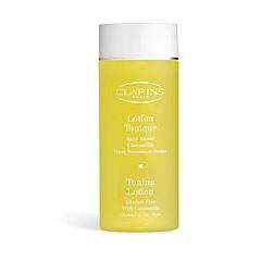 Тонизирующий лосьон с ромашкой для нормальной/сухой кожи Toning Lotion With Camomile от Clarins (1)