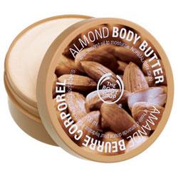 Крем-масло для тела Миндаль от The Body Shop