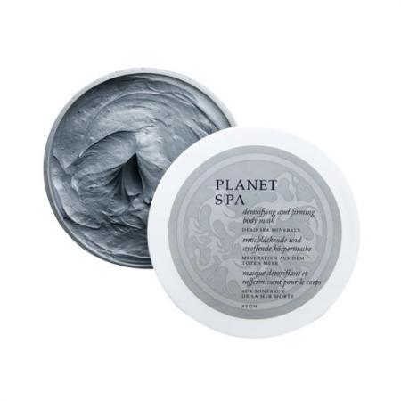 """Очищающее и тонизирующее обертывание для тела """"Сокровища мертвого моря"""" Planet Spa от Avon"""