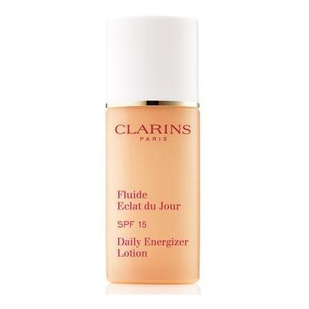 Дневной лосьон для лица, придающий сияние коже Fluide Eclat du Jour (Daily Energizer Lotion) SPF 15 от Clarins