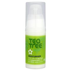 Увлажняющий крем для лица Tea Tree от Superdrug