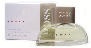 Женский парфюм Boss Woman от Hugo Boss