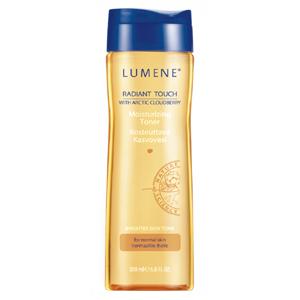 Увлажняющий тоник для лица Radiant touch от Lumene