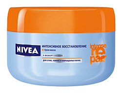 Восстанавливающая крем-маска для волос Intense Repair от Nivea
