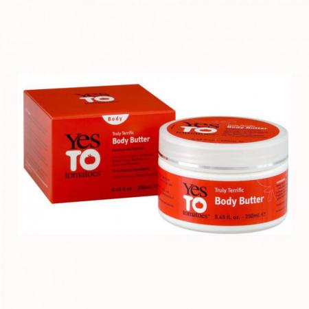 Увлажняющий крем для тела Body Butter Yes To Tomatoes от Yes To