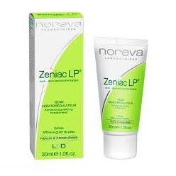 Крем для удаления ороговевших клеток Zeniac LP от NOREVA LED