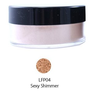 Рассыпчатая пудра Loose Face Powder, оттенок Sexy Shimmer от NYX