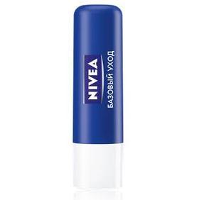 Бальзам для губ Базовый уход от Nivea