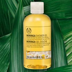 Гель для душа Моринга Moringa Shower Gel/Cream от The Body Shop