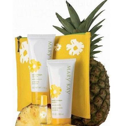 Подарочный набор «Тропический ананас» от Mary Kay