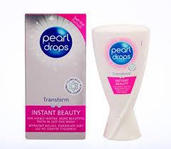 Зубная паста Instant Beauty от Pearl Drops