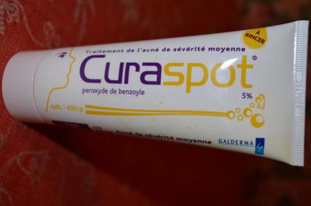 Крем для лица Curaspot от Galderma