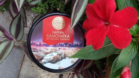 """Соляной скраб """"Огненная земля"""" от Natura Kamchatka by Natura Siberica"""