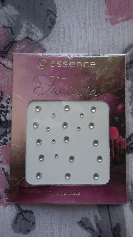 Стразы для лица и тела Fantasia от Essence