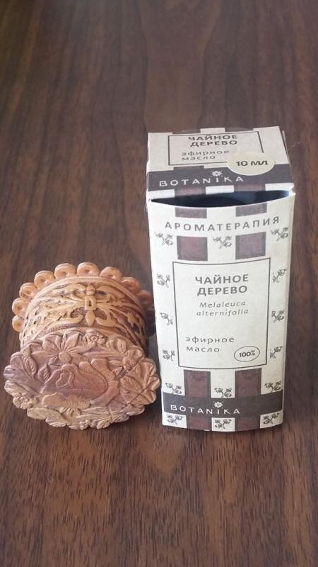 масло чайного дерева от запаха изо рта