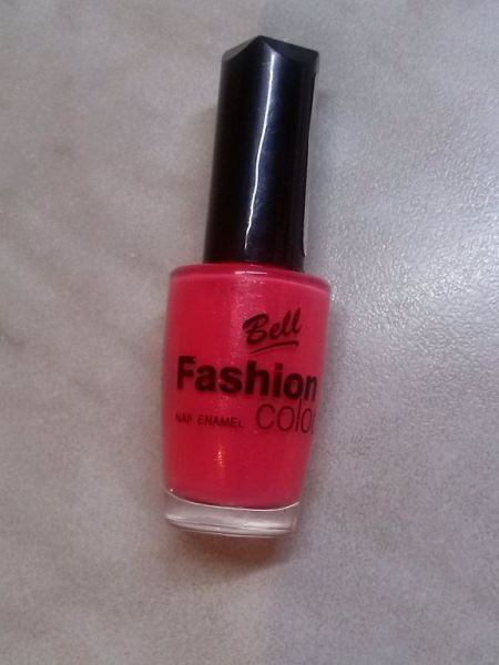 Лак для ногтей Fashion Color (оттенок № 327) от Bell