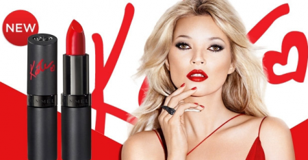 Губная помада Lasting finish Lipstick by Kate Moss (оттенок № 09) от Rimmel