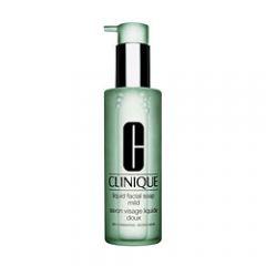 Мягкое жидкое мыло Clinique Liquid Facial Soap Mild (1 step)