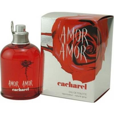 Женская туалетная вода Amor Amor от Cacharel