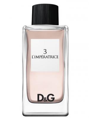 Женская туалетная вода Anthology L'Imperatrice 3 от Dolce & Gabbana
