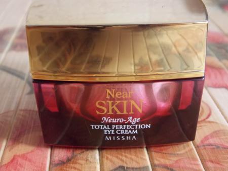 Крем вокруг глаз Near SKIN Neuro Age Total Perfection Eye Cream от Missha