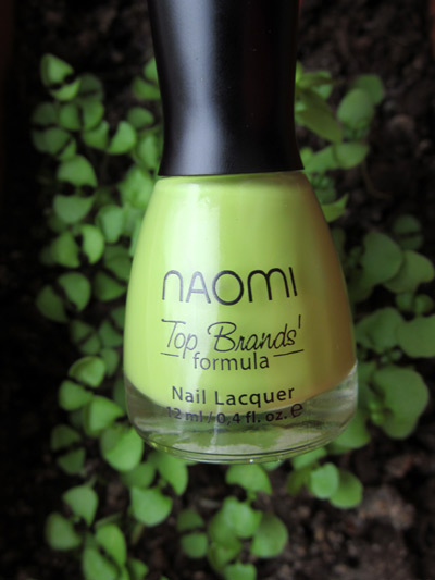Лак для ногтей Nail Lacquer (оттенок № 219) от Naomi