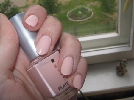 Лак для ногтей Platinum