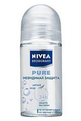 Шариковый дезодорант PURE  от NIVEA