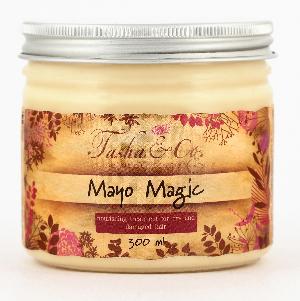 """Маска для волос """"Майонезная"""" от Tasha&Co"""