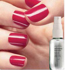 Спрей для быстрого высушивания лака для ногтей от Avon (2)