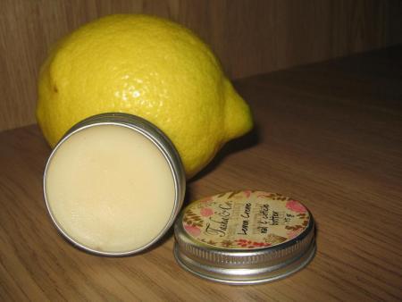 """Масло для ногтей и кутикулы """"Лимонный крем"""" от Tasha&Co"""