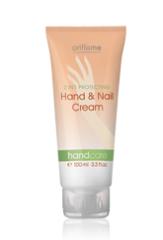 Защитный крем для рук и ногтей «Нежный бархат» от Oriflame