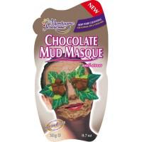 Шоколадная увлажняющая маска с маслом Какао и дерева Ши от Montagne Jeunesse