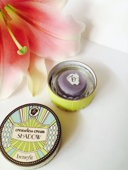 Кремовые тени для век Creaseless Cream Shadow (оттенок Always a Bridesmaid) от Benefit