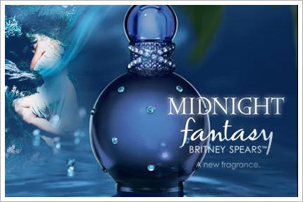 Женская парфюмерная вода Midnight Fantasy от Britney Spears