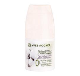 "Дезодорант-антиперспирант ""Цветок Хлопка Индии"" 24 часа от Yves Rocher"