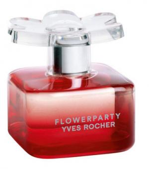 """Женская туалетная вода """"FLOWERPARTY"""" от Yves Rocher"""