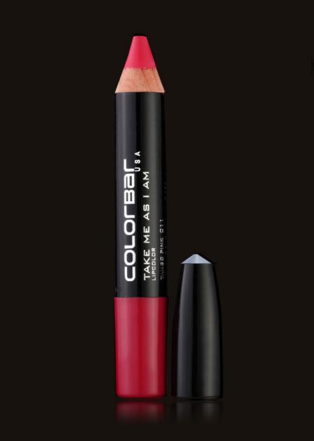 Помада для губ Take Me As I Am Lipstick (оттенок № 011 Tango Pink) от Colorbar