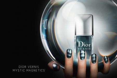 Магнитный лак для ногтей Mystic Magnetics (оттенок № 802) от Dior