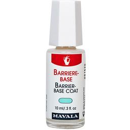 """Защитное покрытие для ногтей """"Barrier-Base Coat"""" от Mavala"""