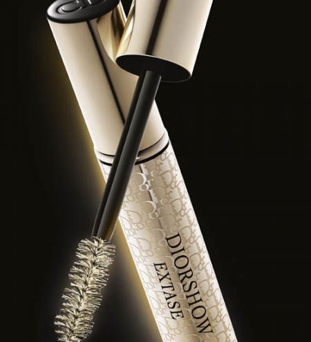 Тушь для ресниц DIORSHOW EXTASE (оттенок № 090 Noir Extase) от Dior
