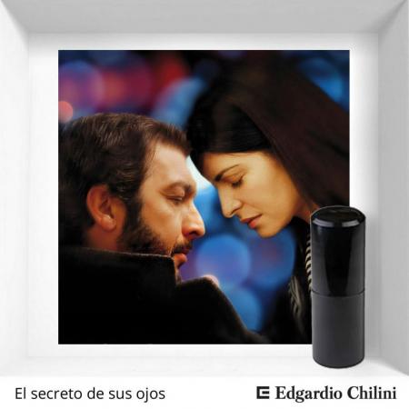 Миндальный амбровый аромат El secreto de sus ojos от Edgardio Chilini