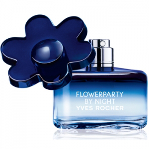 Женская парфюмерная вода Flowerparty by Night от Yves Rocher