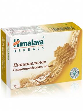 Питательное сливочно-медовое мыло от Himalaya Herbals