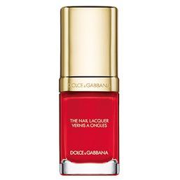 Лак для ногтей NAIL LACQUER (оттенок № 610 Fire) от Dolce & Gabbana